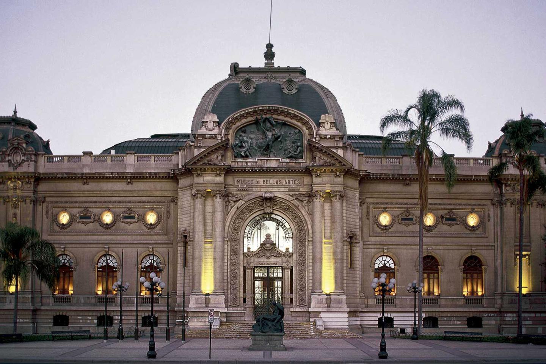 Museo Nacional de Bellas Artes - Registro de Museos de Chile